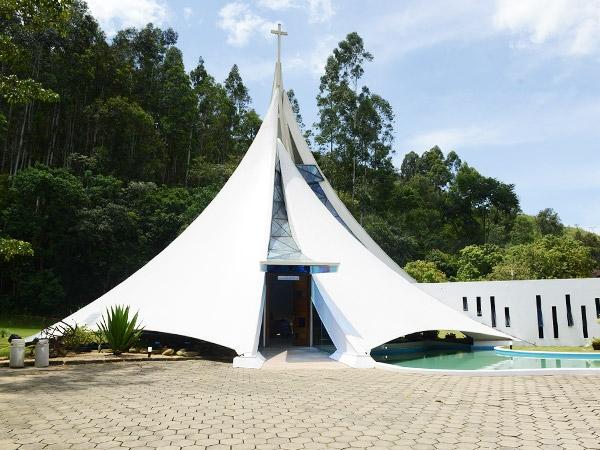 """Die Kapelle der Fazenda erhielt den Titel """"Heiligtum der Hoffnung"""""""